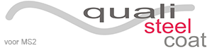 Metallics Van Cauteren behaalde met trots het kwaliteitslabel QUALISTEELCOAT voor MS2 voor de categorie C5IH  & C5MH.